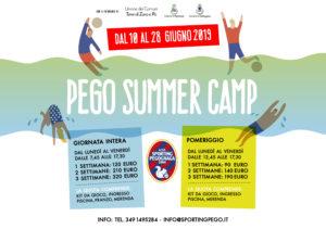 PEGO Summer Camp - ASD Sporting Pegognaga 2004